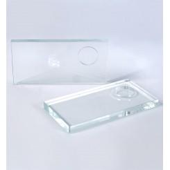 Podstawka kryształowa 5 x10cm